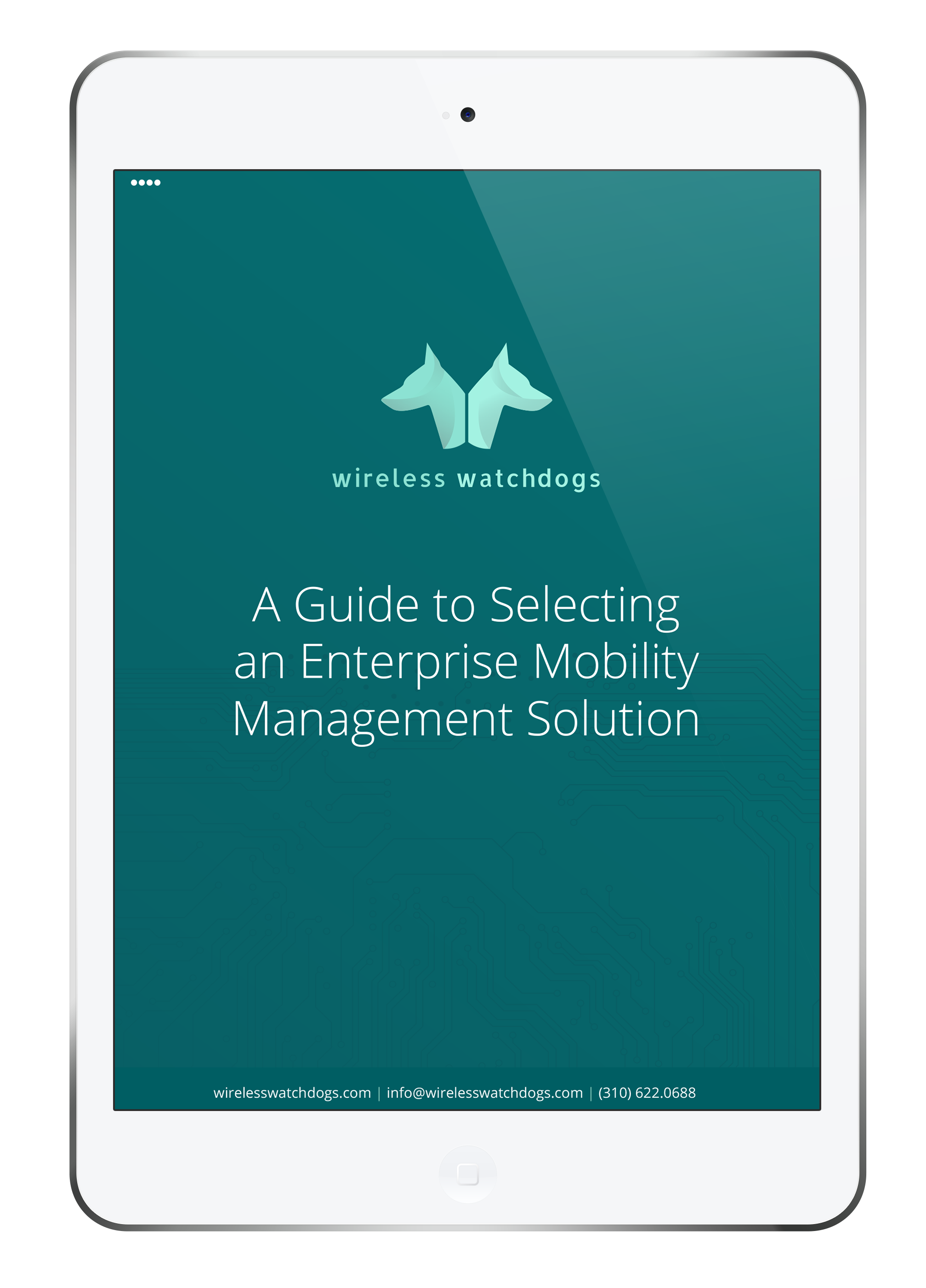 Selecting Enterprise Mobility Management Cover