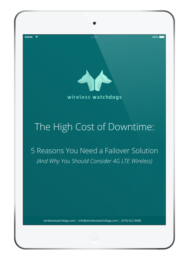 Download Awareness White Paper High Cost Downtime